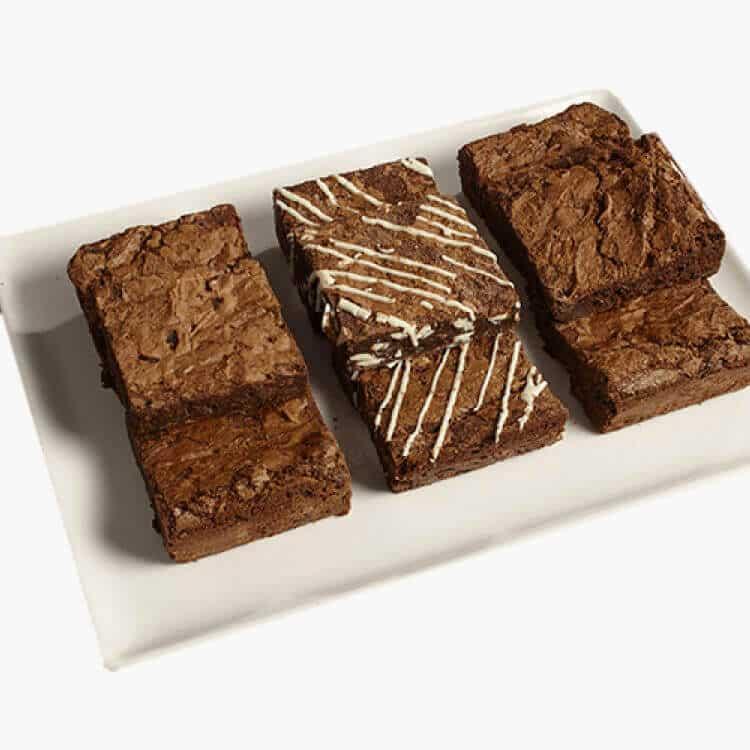 assorted brownies