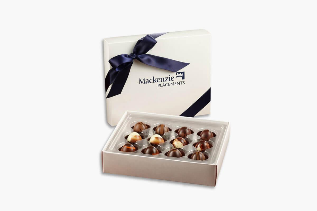 custom domes chocolates