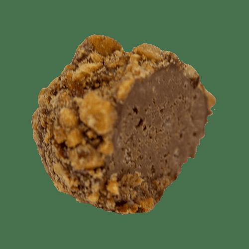 crispy praline truffle